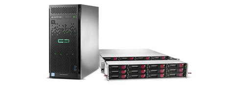 file application storage solutions storeeasy hpe