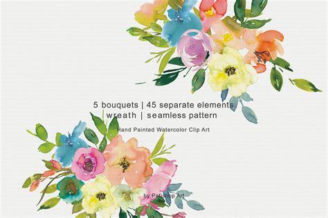 kraft flower bouquet mockup  mockups psd template