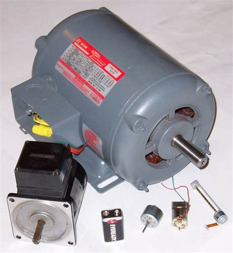 L Motor by Electric Motor