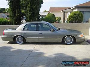 Wire Wheels On A 99 Grand Marquis