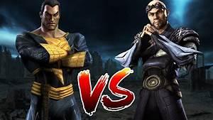 Black Adam VS General Zod | Who Wins? - YouTube