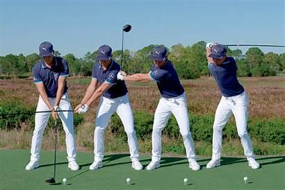 Swing Sequence Golf Fowler Rickie Digest Club