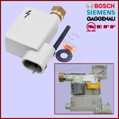 reparation lave vaisselle bosch kit de r 233 paration aquastop 00091058 bosch siemens pour