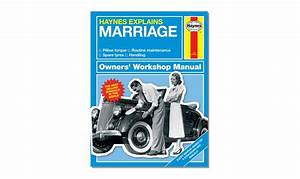 Haynes Owner U0026 39 S Workshop Manual  Marriage