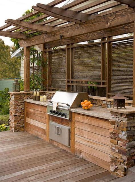 19+ Magnificent Diy Outdoor Kitchen