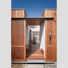 Dictate Your House Style With Fascinating Exterior Wood