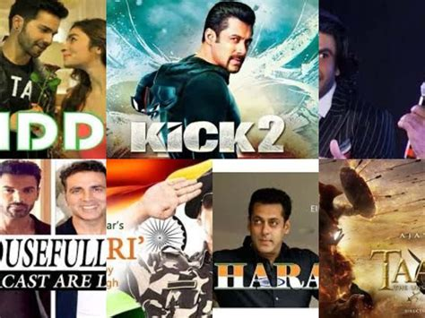 New Upcoming Bollywood Movies 2019 List With Update