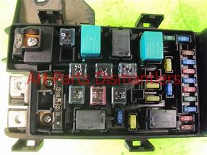 Buy  140 2005 Acura Tsx Engine Fuse Box 38250