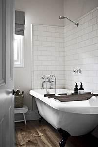 La Salle De Bain : carrelage m tro blanc dans la cuisine et la salle de bains ~ Dailycaller-alerts.com Idées de Décoration
