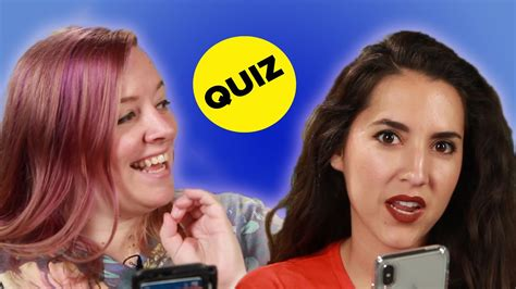 We Take The What Lesbian Sex Position Are You Quiz Youtube