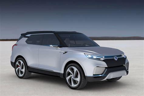 Geneva 2014: SsangYong XLV compact SUV concept - Autocar India