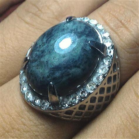 Batu Akik Giok Serpentine jual murah saja batu akik black jade giok hitam aceh