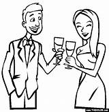 Toast Coloring Eve Pages Champagne Celebration Colouring Thecolor Drawing Clip Celebrations Getdrawings Drawings Cartoon sketch template