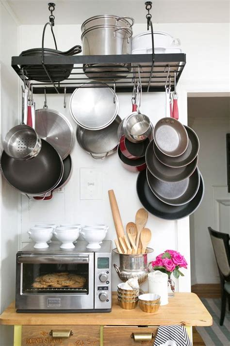 kitchen hanging storage using hanging storage in your kitchen is a great way to 1791