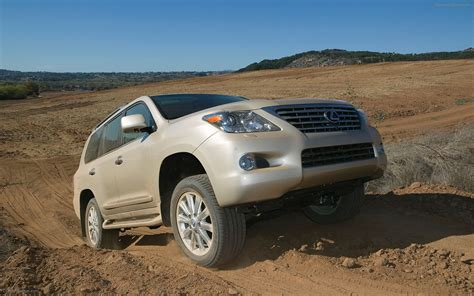 Lexus Lx 570 2018 Widescreen Exotic Car Wallpapers 08 Of
