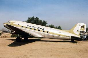 Old Airplane Plane