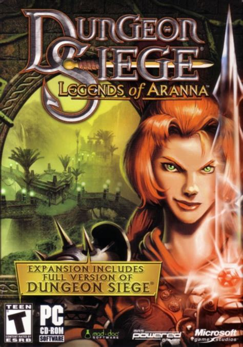 dungeon si鑒e dungeon siege legends of aranna pc free free pc