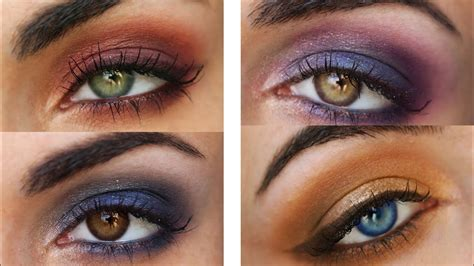 how to make your change color how to make your eye color pop makeupandartfreak