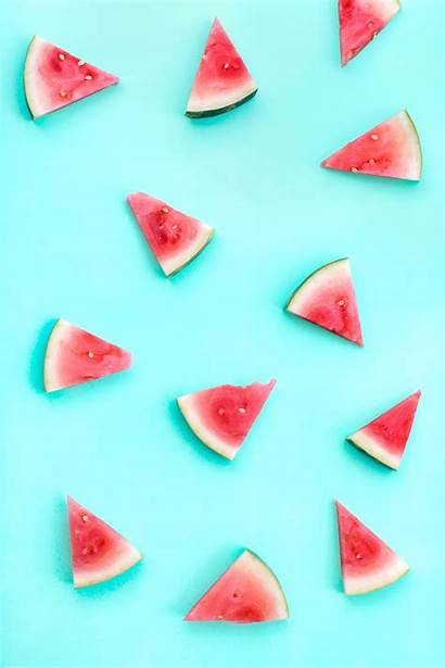 Backgrounds Phone Iphone Watermelon Handy Bright Mobile