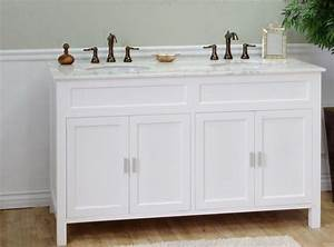 48 inch double sink vanity ideas for 60 inch bathroom With pace industries inc bathroom vanities