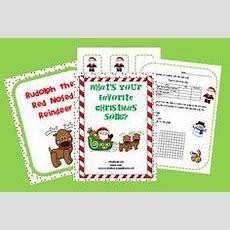 Christmas Worksheetsprintables On Pinterest