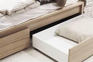 Welches Bett Ist Das Richtige Für Mich : bett mit schubladen ikea ~ Lizthompson.info Haus und Dekorationen