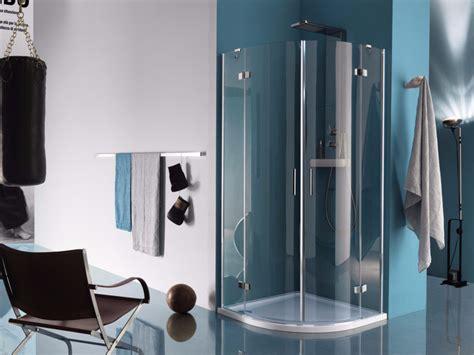 box doccia polaris box doccia semicircolare con porta a battente grand