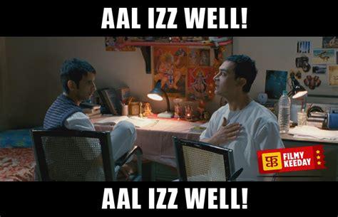 idiots dialogues memes bollywood well izz quotes famous meme funny movie aal ashleel launda hit hai ye filmykeeday film