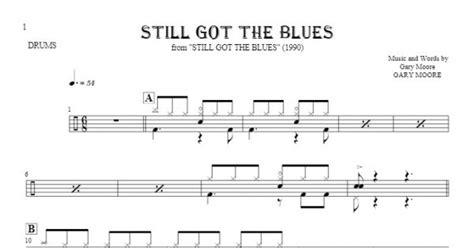Still Feel It Drum Notes
