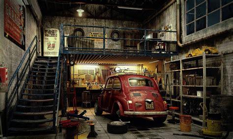 chambre provencale déco garage ancien déco sphair