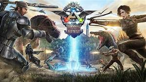 New ARK Screenshots Showcase Survival Of The Fittest Mode