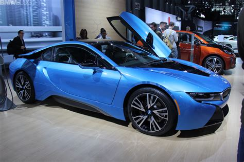 Bmw Says 4.2 Seconds For The I8 From 0 To 60 Mph