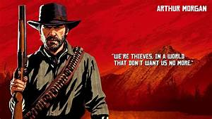 Red Dead Redemption 2 Character Artworks Feature the Whole ...