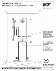 Spa Shower Rough In Diagram