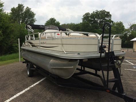 Fishing Boat For Sale Texas by Tracker 21 Fishing Barge Boats For Sale In Texas