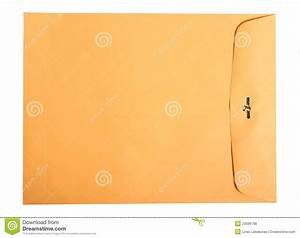 manila envelope stock photo image of letter paper white With letter size manila envelope