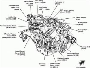 2000 Ford Taurus Engine Diagram