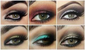 Maquillage Soirée Yeux Marrons : comment maquiller les yeux verts ~ Melissatoandfro.com Idées de Décoration