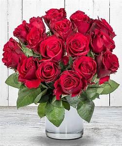 18 Rote Rosen Jetzt Bestellen Bei Valentins Valentins