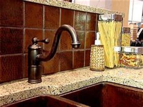 hammered copper backsplash kitchen 1000 images about copper backsplash on copper 4116