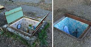 Secret underground rooms appeared in manholes of milan for Manhole rooms biancoshock