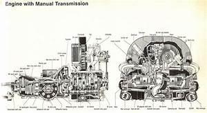 Viajando Num Volks   Diagrama Do Motor