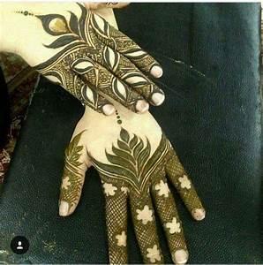 30 Unique Mehndi Designs For Hands - Art & Craft Ideas