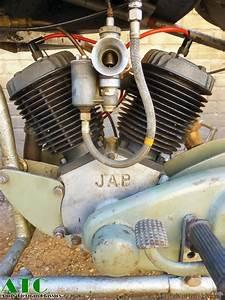 1930 Oec V Twin Engine 750cc