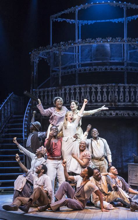 Show Boat Cast by Show Boat Carole Woddis