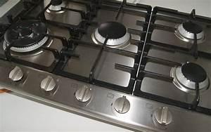 Gaskochfeld 5 Flammig : 90 cm miele gaskochfeld autark 5 flammig wok brenner gas stop ebay ~ Watch28wear.com Haus und Dekorationen