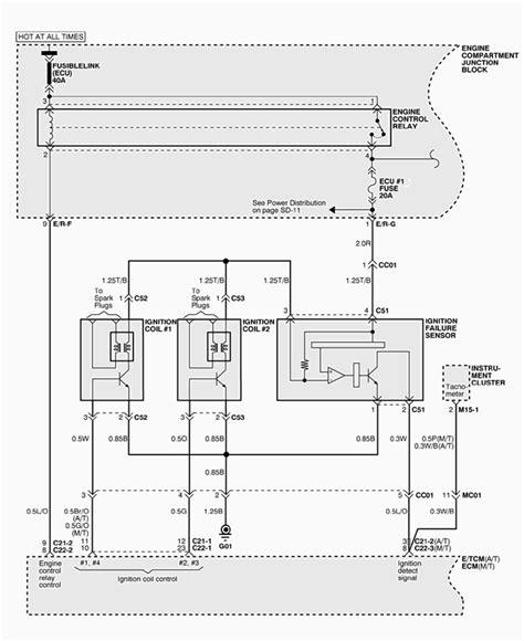 Hyundai Santum Fe 2001 Engine Diagram Air by Repair Guides Engine Electrical 2001 Ignition