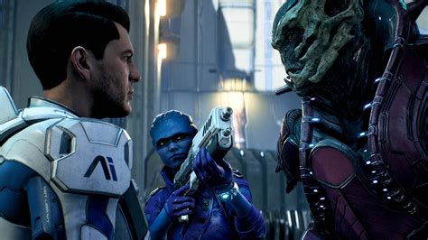 Mass Effect Andromeda Gets A Ton Of New Screenshots