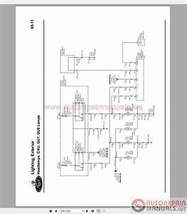 mack trucks 2010 electrical diagram and connectors system With repair manuals mack trucks electrical service documentation 1