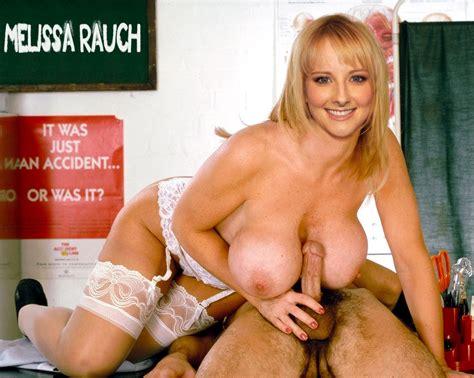 Melissa Rauch Fake 02 In Gallery Melissa Rauch Fakes